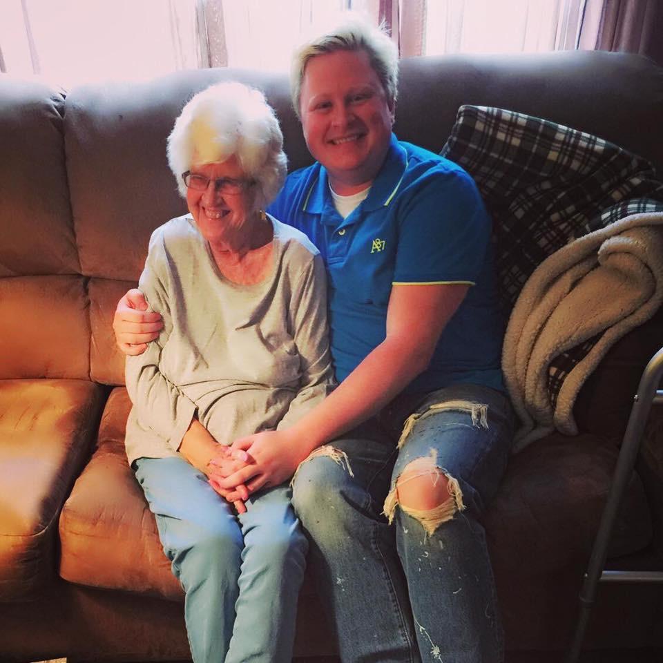 Grandma Barbra and Blaise.JPG